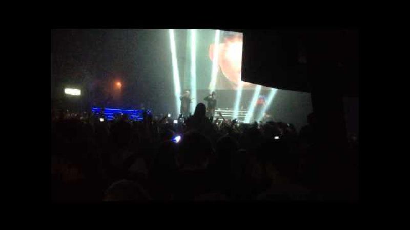 Yung Lean sad boys bladee - Kyoto Russia live