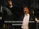 Largo al Factotum Thomas Hampson Lyrics in Italian