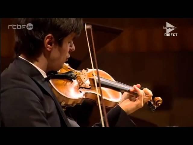 Oleksii Semenenko | Waxman | Carmen Fantasy | 2015 Queen Elisabeth International Violin Competition
