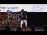 Live looping - Only Love and Aladdin Sam Perry at TEDxPerth