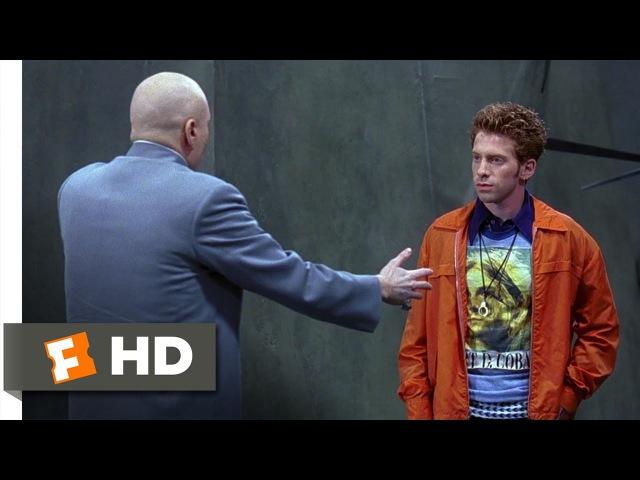 Austin Powers: International Man of Mystery (3/5) Movie CLIP - Dr. Evil Meets Scott (1997) HD