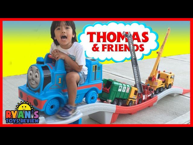 Ryan plays Step2 THOMAS
