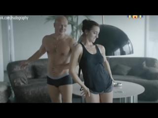 Марта Носова танцует в сериале