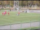 Химки - «КАМАЗ» 0:1. Чемпионат России 2004 года. (Гол Деменко).