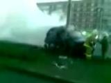 Авария в Оренбурге. Сгорели Заживо. Жесть. 3 Трупа. 1 Выживший. ДТП. 2014.Car Crash Compilation #