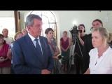 Губернатор Севастополя Меняйло назначил попа РПЦ директором национального заповедника Херсонес Таврический