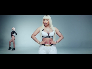 Премьера. Bebe Rexha feat. Nicki Minaj - No Broken Hearts (Official Music )