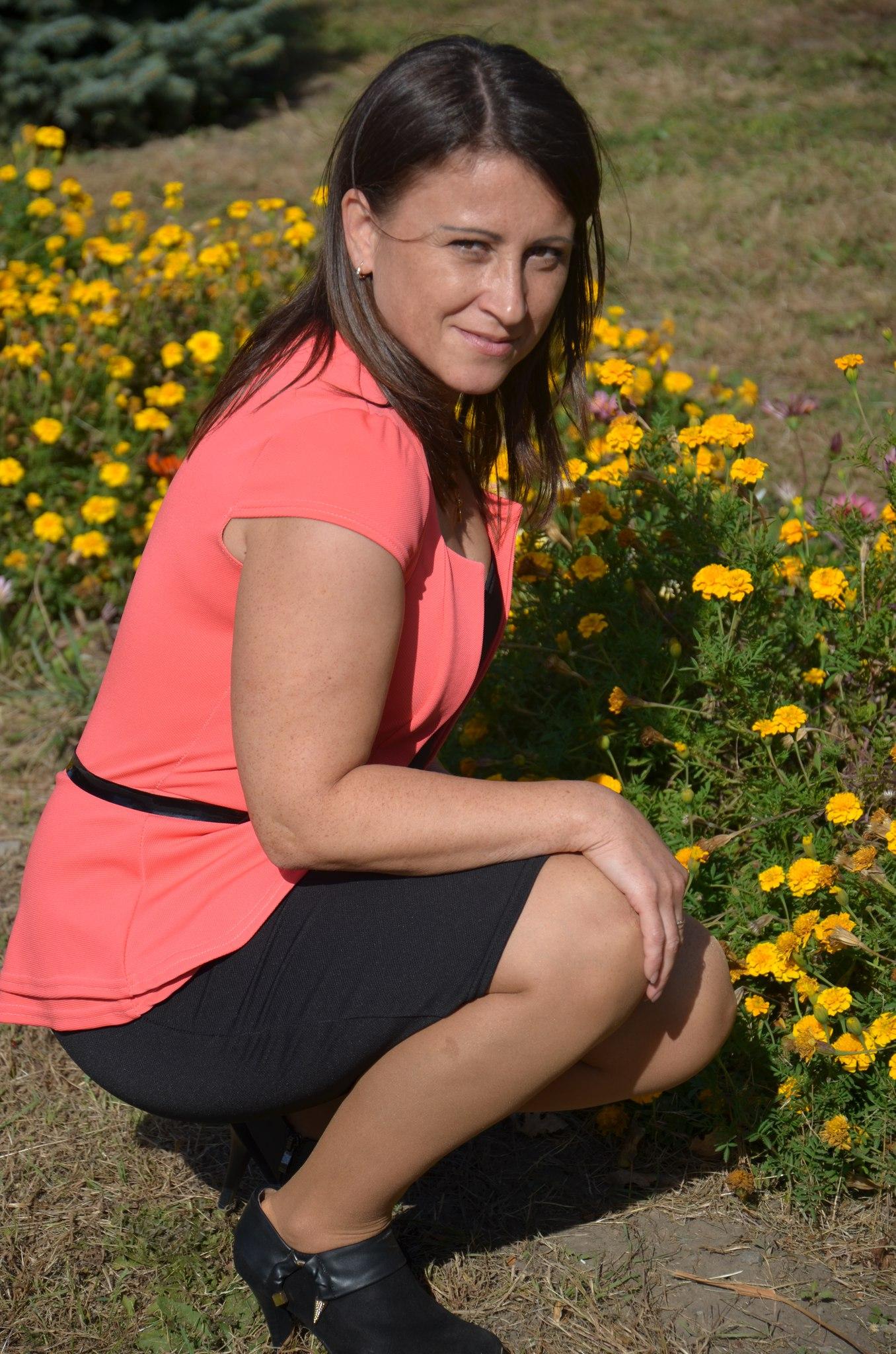 Svetlana, 41, Dniprorudne
