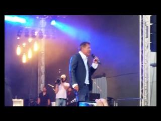 Dieter Bohlen - We Have A Dream /Europazentrale Hoppegarten 11.07.2015/ MTW