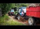 200 Ton Obornika vs Góra Śmierci ☆ Wtopy 2x Farmtrac Pronar ㋡ MafiaSolec