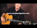 Beginner Gypsy Jazz guitar ala Django Reinhardt pick hand and arpeggio lesson