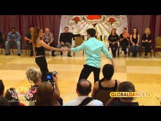 Improv West Coast Swing - Ben Morris Tessa Cunningham