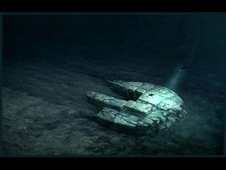 Правда об НЛО. Следы на глубине 2015 UFO