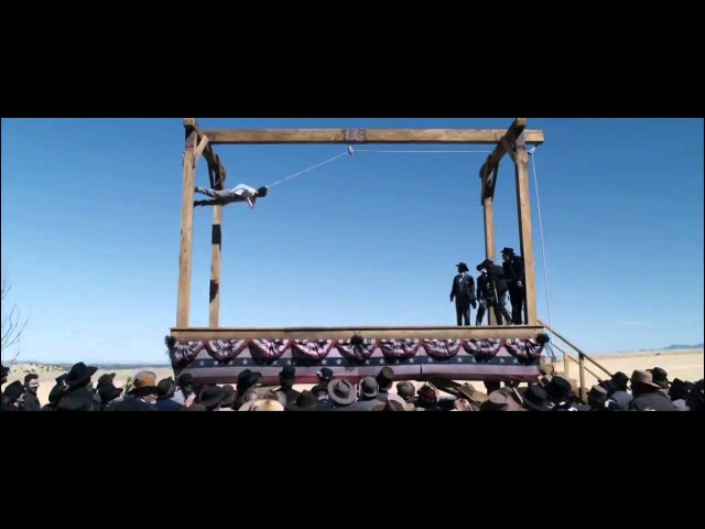 The Ridiculous 6 - Epic Hanging Scene 2015