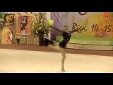 Eleonora Romanova Ball Finals - Baltic Hoop 2015