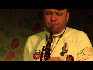 Александр Довгополый - Соло на саксофоне в составе проекта Koltsov&Samsonov. Клуб