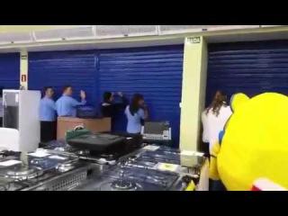 Как прошла черная пятница в Бразилии