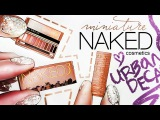 Realistic Miniature NAKED Eyes Palette 3 Tutorial!  DollHouse DIY