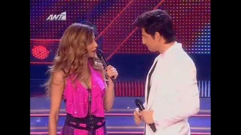 Anna Vissi Ant1 The X-Factor 2 Live New Year 2010 (31.12.2009) Part (1)