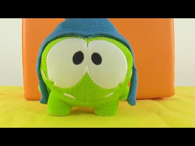 Geometrische Figuren und Farben mit OmNom – OmNom auf Deutsch – Lehrreiches Video für Kleinkinder