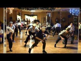 Fitness House на Чкаловской. 26.12 2015. Танец Натальи Петровой.