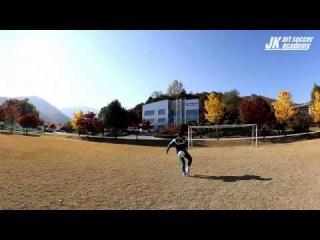 Perfect Skills | Inside lifting ● Art Soccer Skill Coaching
