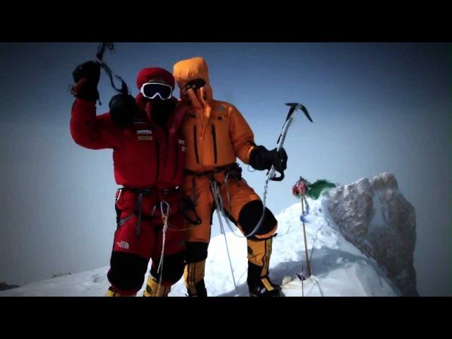 The North Face: Гашербрум II 8035м. Первое зимнее восхождение