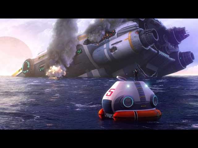 Subnautica Teaser Trailer