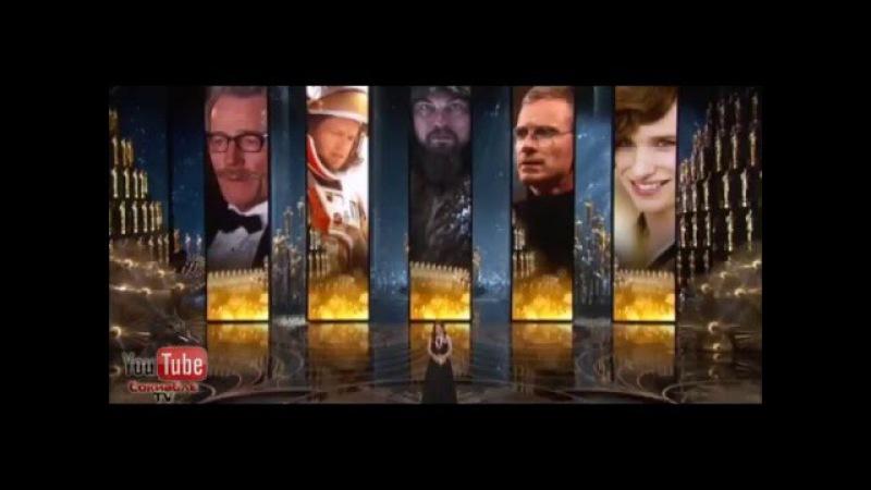 Леонардо Ди Каприо получил оскар! Oscar goes too Leonardo DiCaprio 2016