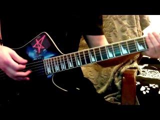 Avril Lavigne - Hello Kitty Cover (Metal version by FlexO)