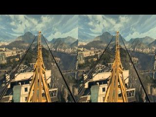 VR ACROPHOBIA? Scary Dangerous VR Horror CRANE VIDEO + Jumpscare [Google Cardboard] VR VIDEO 3D SBS