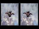 🔴 SkyDive VR Video 3D for VR Box Split Screen Virtual Reality 3D not 360 VR
