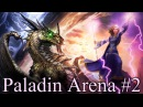 Hearthstone Paladin Arena Part 2: Cro and a Pro a Hafu Arena Co-op
