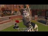 Мадагаскар на английском с субтитрами (часть 1)
