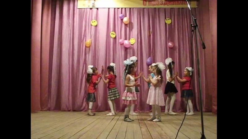 Как танцует Гулюза