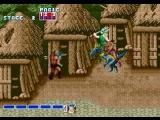 Golden Axe для Sega Genesis и Мега драйв 2