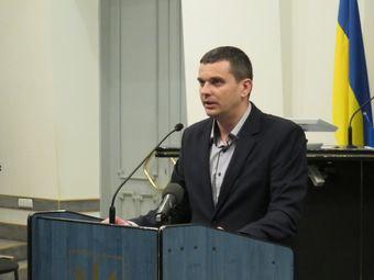 Хмельницьке міське управління торгівлі очолив Олександр Панченко
