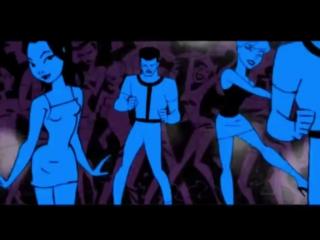 Бэтмен Будущего (Новый Бэтмен, Batman Beyond) Заставка Intro Intros Opening Openings Опенинг