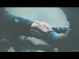 Фанарт - видеоклип Jamie & Claire на песню Fire in the water: Feist
