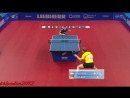 Patrick Baum vs Robert Gardos (ETTC 2015) Team Final
