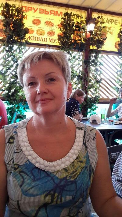Лариса Надежкина