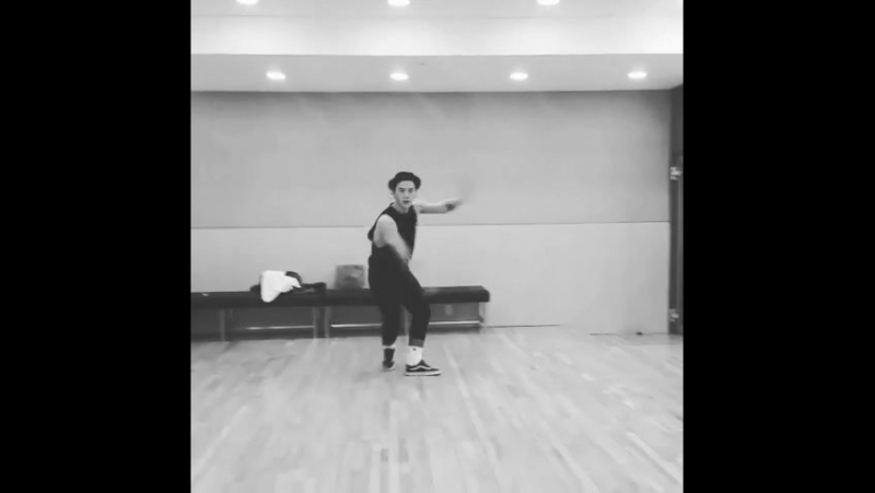 150317 Dony dance NEYO-She knows (4) dony KwonTwins