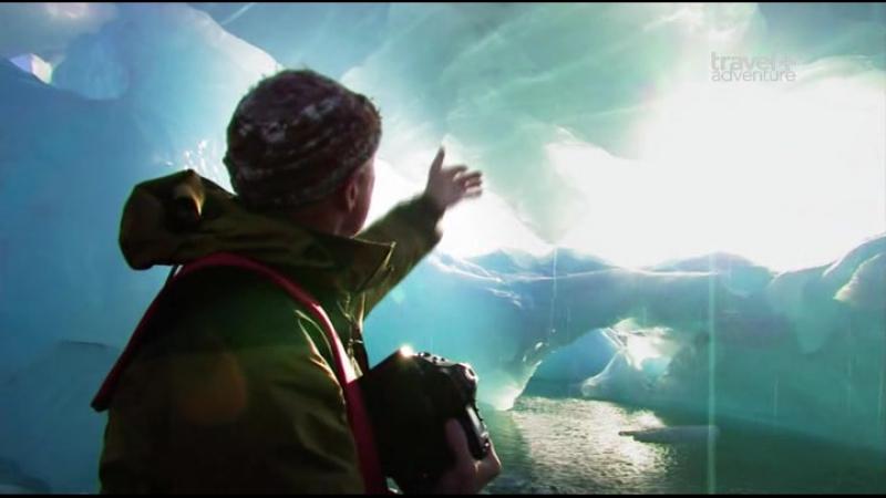 Путешествие на край света с Артом Вольфом: 25 серия. Исландия - Земля, воздух, огонь и вода