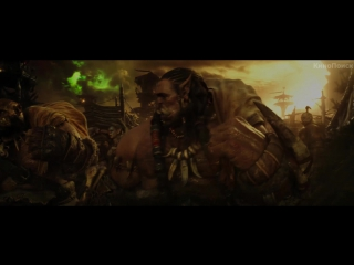 Варкрафт . Warcraft (2015) HDRip-1080p . Русский Трейлер