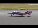 RC Jet Airplane Landings and Crashes