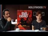 Интервью в пресс-рум на «ComicCon 2013» о фильме «Зловещие мертвецы» #4 (20.07.13)