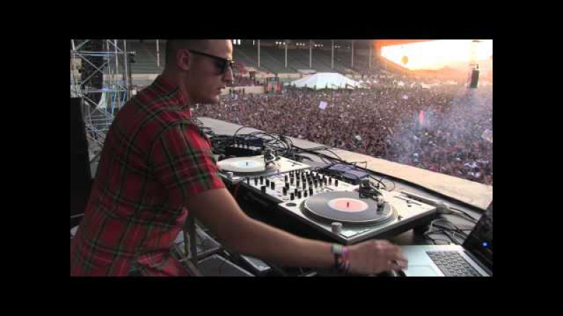 DJ SNAKE - ALL ACCESS MANG @ HARD SUMMER DAY 1 - 8.1.2015
