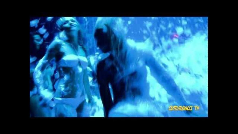 Amnesia Ibiza Dancers at Espuma Party