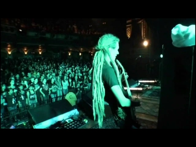 HIM - 08 Poison Girl - HD Live - Digital Versatile Doom - At The Orpheum Theater