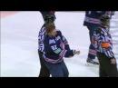 Бой КХЛ: Осала VS Брукбэнк / KHL Fight: Osala VS Brookbank